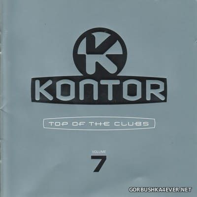 [Kontor] Top Of The Clubs vol 7 [2000] / 2xCD