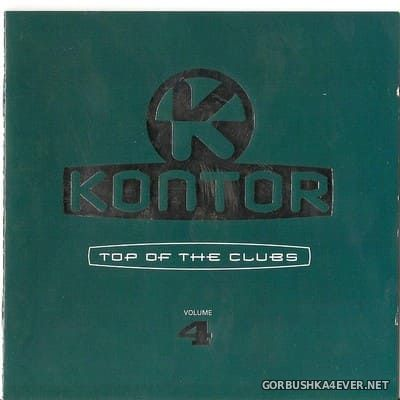 [Kontor] Top Of The Clubs vol 4 [1999] / 2xCD