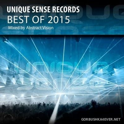 Unique Sense Records - Best of 2015 (Mixed by Abstract Vision) [2016]
