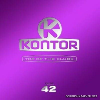 [Kontor] Top Of The Clubs vol 42 [2009] / 3xCD