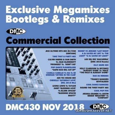 DMC Commercial Collection 430 [2018] November / 2xCD