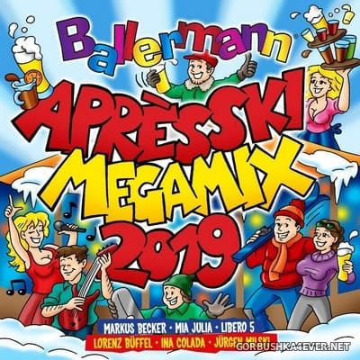 Ballermann Apres Ski Megamix 2019 [2018] / 2xCD / Mixed by DJ Deep
