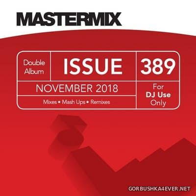 Mastermix Issue 389 [2018] November / 2xCD