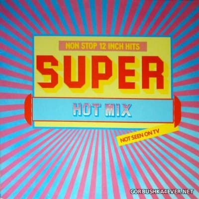 [Rams Horn Records] Super Hot Mix 1 [1987] / 2xLP
