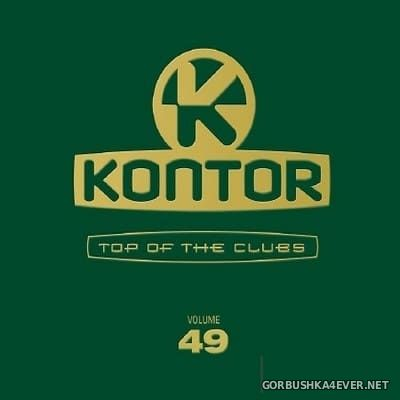 [Kontor] Top Of The Clubs vol 49 [2010] / 3xCD