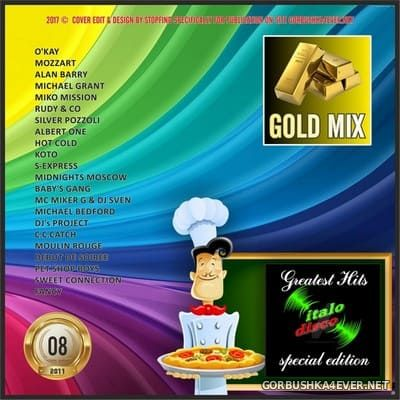 Gold Mix vol 8 [2011] Italo Special