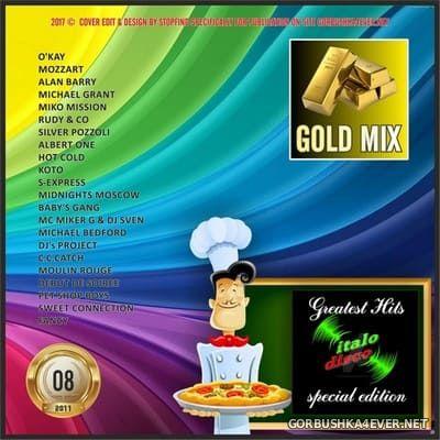 Gold Mix vol 8 [2011] Italo Special