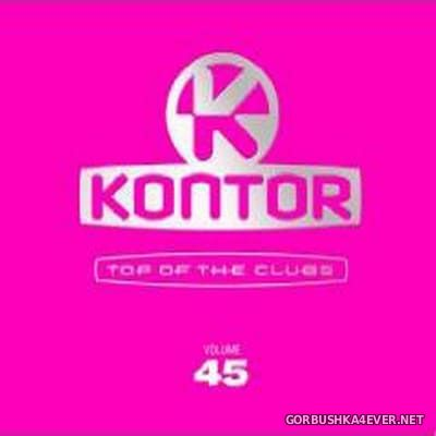 [Kontor] Top Of The Clubs vol 45 [2009] / 3xCD