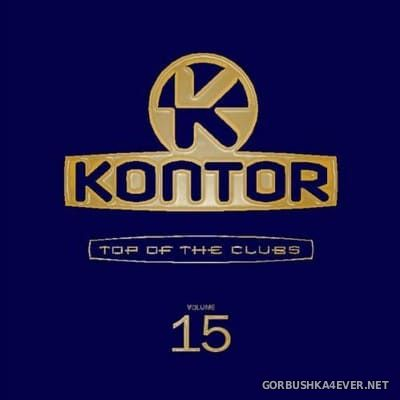 [Kontor] Top Of The Clubs vol 15 [2002] / 2xCD