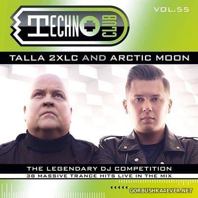 Techno Club vol 55 [2018] / 2xCD