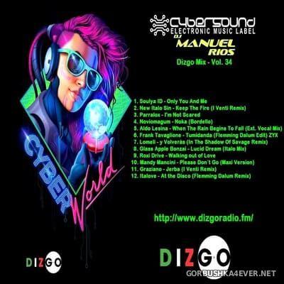 DJ Manuel Rios - Dizgo Mix vol 34 [2018]