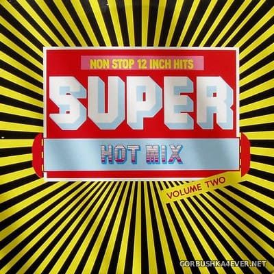 [Rams Horn Records] Super Hot Mix 2 [1987] / 2xLP