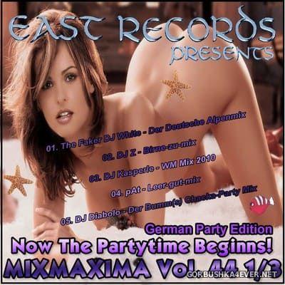[East Records] Mixmaxima vol 44⅓ [2010]