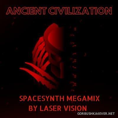 Ancient Civilization SpaceSynth Megamix [2018]