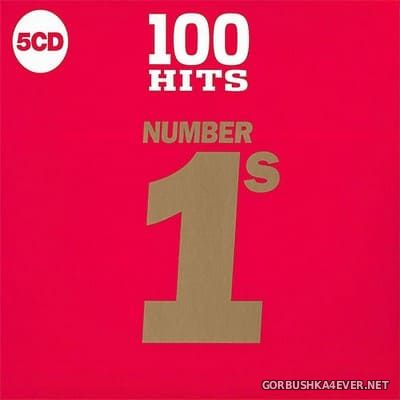100 Hits - Number 1s [2018] / 5xCD