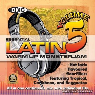 [DMC] Monsterjam - Essential Latin Warm Up vol 5 [2018]