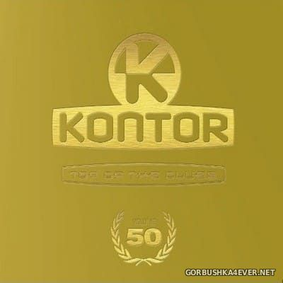 [Kontor] Top Of The Clubs vol 50 [2011] / 3xCD