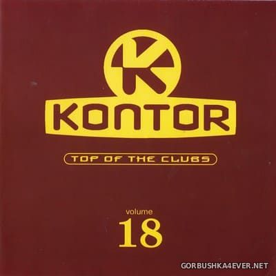 [Kontor] Top Of The Clubs vol 18 [2003] / 2xCD