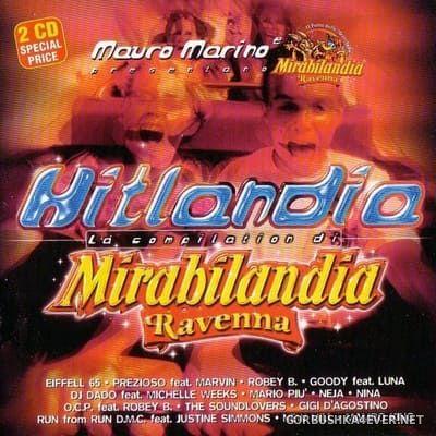 [World Machine] Hitlandia - La Compilation Di Mirabilandia [1999] / 2xCD