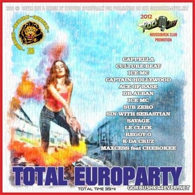 Total Europarty 2012