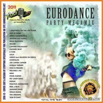 Eurodance Party Mix 2011