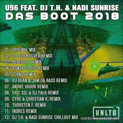 U96 feat DJ T.H. & Nadi Sunrise - Das Boot 2018