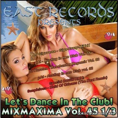 [East Records] Mixmaxima vol 45⅓ [2010]