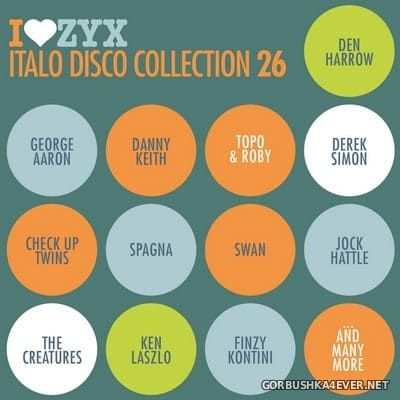 ZYX Italo Disco Collection vol 26 [2018] / 3xCD