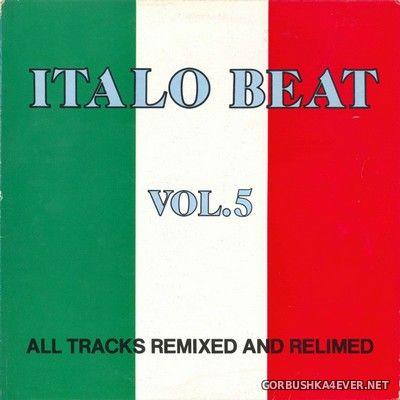 [Rams Horn Records] Italo Beat vol 5 [1987] Mixed by Lex van Coeverden