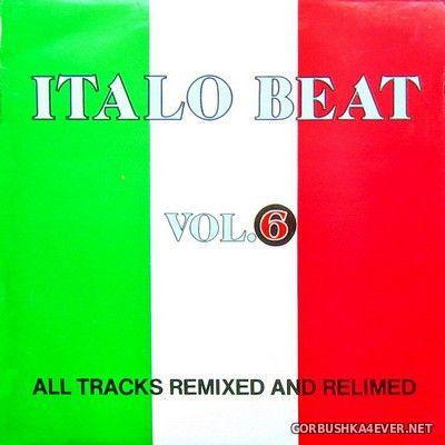 [Rams Horn Records] Italo Beat vol 6 [1988] Mixed by Lex van Coeverden