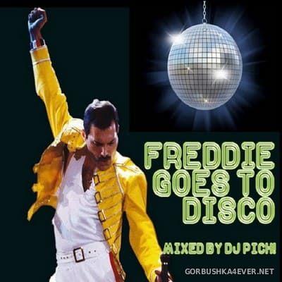 DJ Pich - Freddie Goes To Disco [2018]