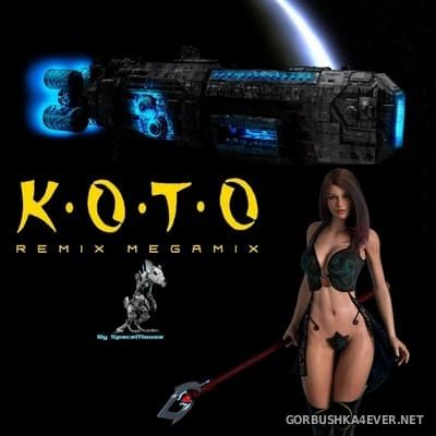 DJ SpaceMouse - Koto Remix Megamix [2018]