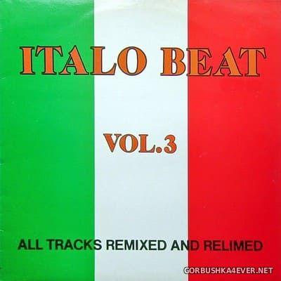 [Rams Horn Records] Italo Beat vol 3 [1987] Mixed by Lex van Coeverden