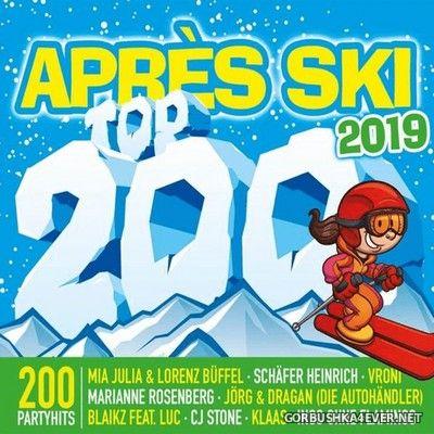 Apres Ski Top 200 2019 [2018] / 3xCD / Mixed by DJ Deep
