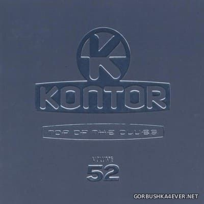 [Kontor] Top Of The Clubs vol 52 [2011] / 3xCD