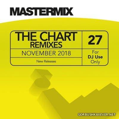 [Mastermix] The Chart Remixes vol 27 [2018]