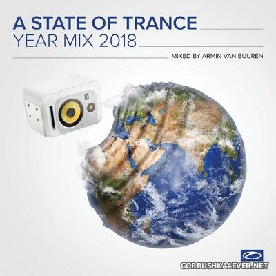 A State Of Trance Year Mix 2018 (Mixed By Armin Van Buuren) [2018] / 2xCD
