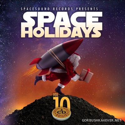 Space Holidays vol 10 [2018] / 3xCD