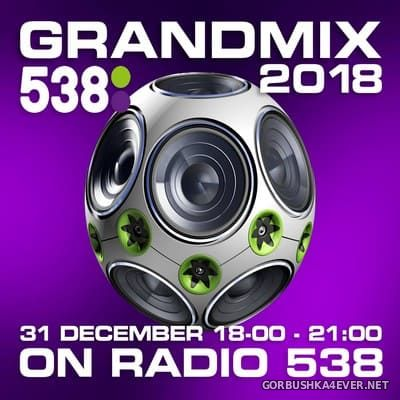 Ben Liebrand - Grandmix 2018 (Radio Version)