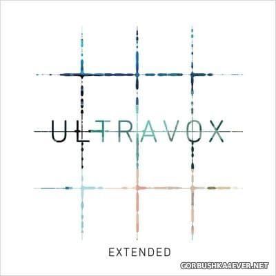 Ultravox - Extended [2018] / 2xCD