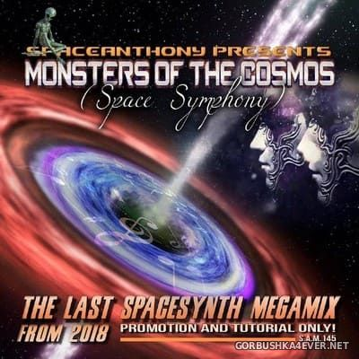 Monsters Of The Cosmos (Space Symphony) Megamix [2918] By SpaceAnthony
