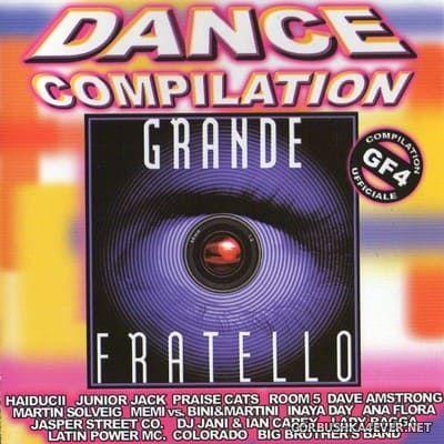 [Molto Recordings] Grande Fratello Dance Compilation [2004]