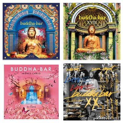 Buddha-Bar vol 17 - vol 20 [2015-2018]