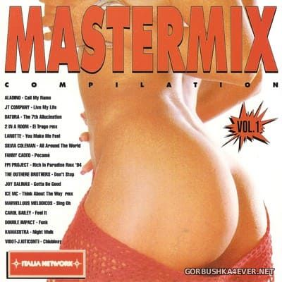 [Discomagic Records] Mastermix Compilation vol 1 [1994]