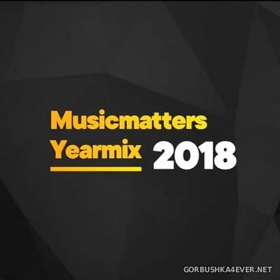 Musicmatters Yearmix 2018 (Audio Version)