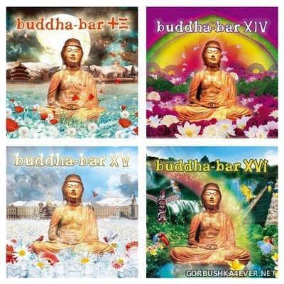 Buddha-Bar vol 13 - vol 16 [2011-2014]