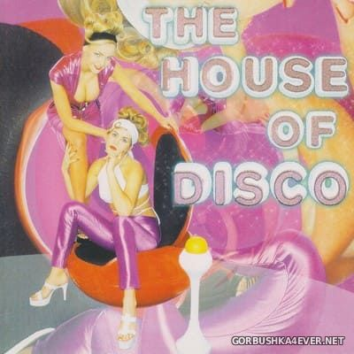 [Vision Soundcarriers] The House Of Disco [1998] / 2xCD