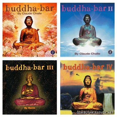Buddha-Bar vol 01 - vol 04 [1999-2002]