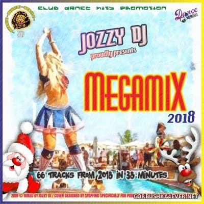 Jozzy DJ - Megamix 2018