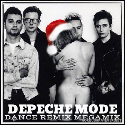Depeche Mode - Dance Remix Megamix [2019]